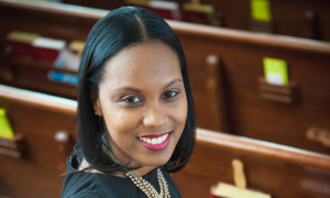 Rev. Khalia J. Williams