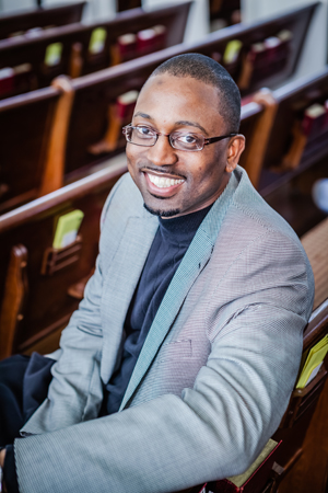 Rev. Williams Bio Photo